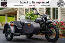 2019 Ural cT Slate Grey