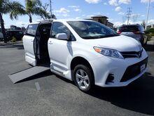 2019_VMI Toyota_Sienna_LE w/ Power Ramp_ Anaheim CA