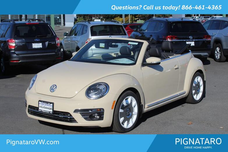 2019 VOLKSWAGEN Beetle 2.0T Final Edition SEL Everett WA