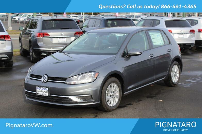 2019 VOLKSWAGEN GOLF S  Everett WA