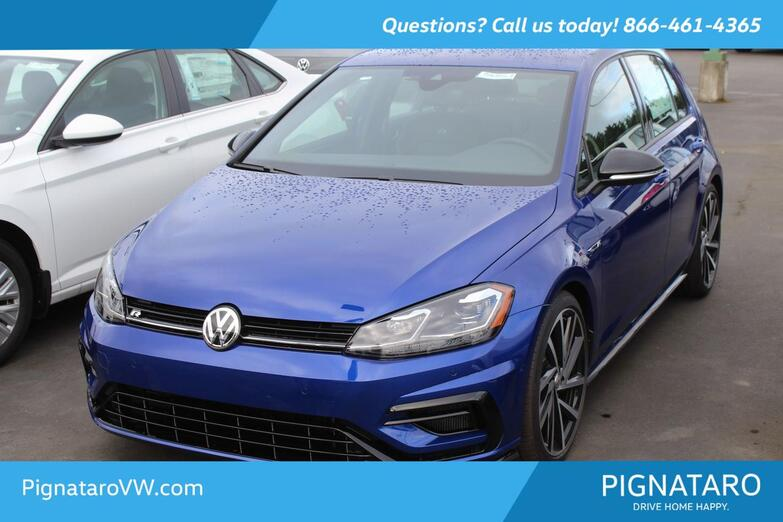 2019 VOLKSWAGEN Golf R w/DCC and Navigation Everett WA