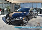 2019 Volkswagen Arteon SEL / AWD / Power & Heated Leather Seats / Sunroof / Adaptive Cruise Control / Lane Departure & Blind Spot Alert / Keyless Entry & Start / Bluetooth / Back Up Camera / 27 MPG / Only 24k Miles / 1-Owner