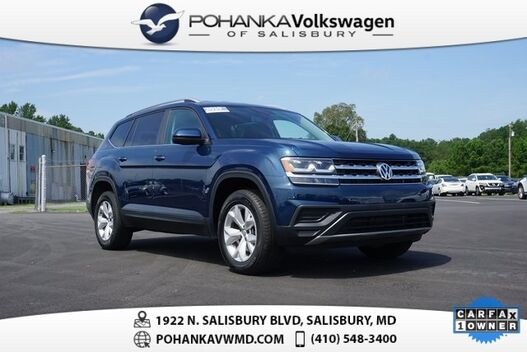 2019_Volkswagen_Atlas_2.0T S ** 0% FINANCING AVAILABLE ** ONLY 9,000 MILES **_ Salisbury MD