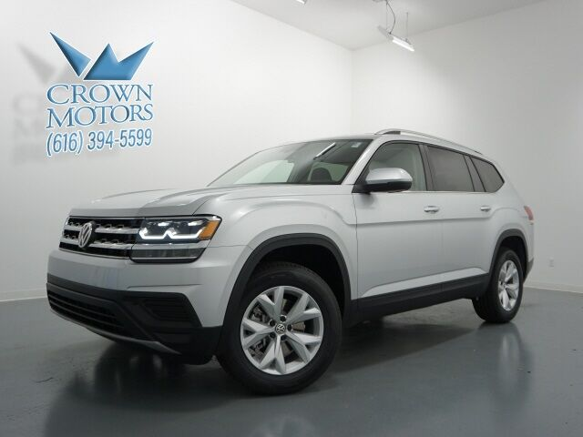 2019 Volkswagen Atlas 2.0T S Holland MI