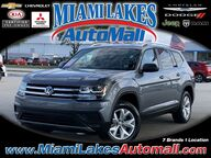 2019 Volkswagen Atlas 2.0T S Miami Lakes FL