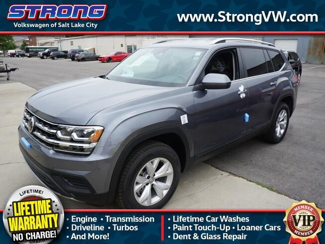 2019 Volkswagen Atlas 2.0T S Salt Lake City UT