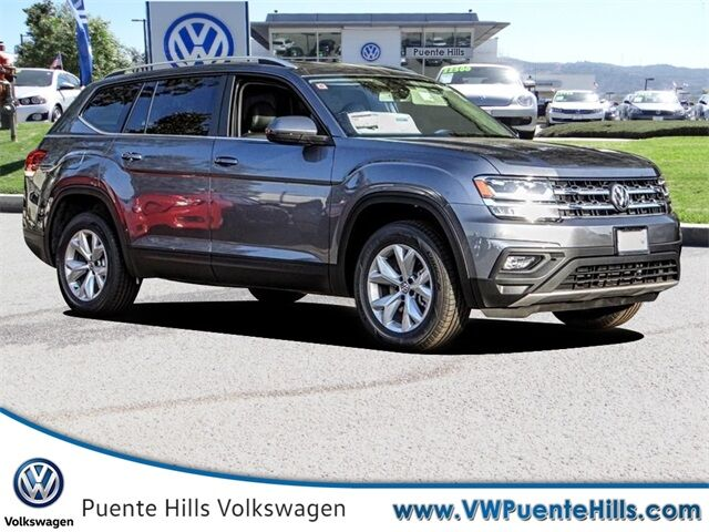 2019 Volkswagen Atlas 2.0T SE City of Industry CA