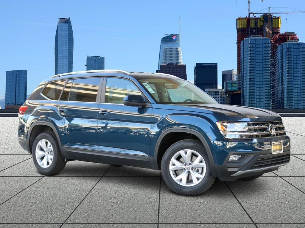 2019 Volkswagen Atlas 2.0T SE Los Angeles CA