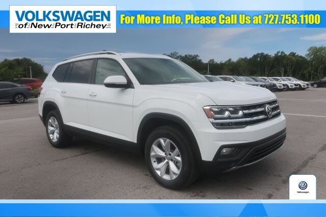 2019 Volkswagen Atlas 2.0T SE New Port Richey FL