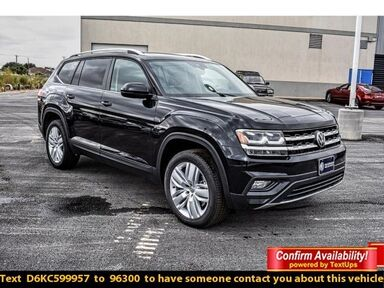 2019_Volkswagen_Atlas_2.0T SE W/TECHNOLOGY FWD_ Midland TX