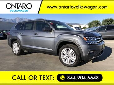 2019 Volkswagen Atlas 2.0T SE w/Technology FWD