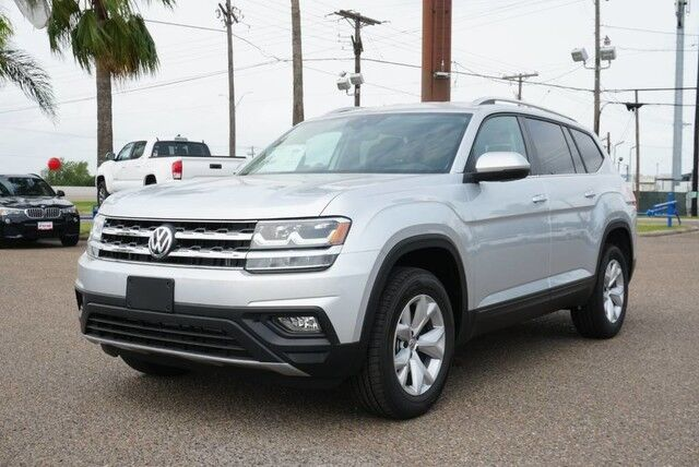 2019 Volkswagen Atlas 2.0T SE w/Technology Mission TX