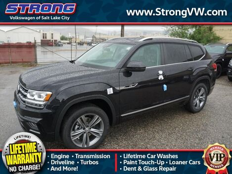 2019_Volkswagen_Atlas_3.6 SE W/TECH R-LINE AWD_ Salt Lake City UT