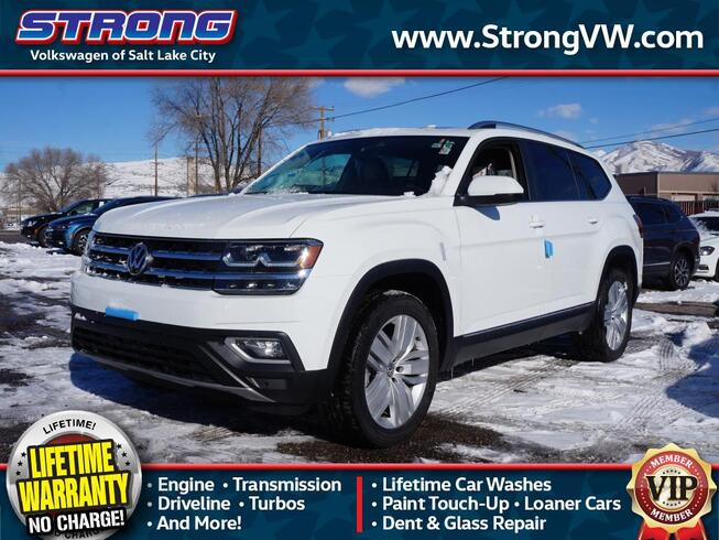 2019 Volkswagen Atlas 3.6 SEL AWD Salt Lake City UT