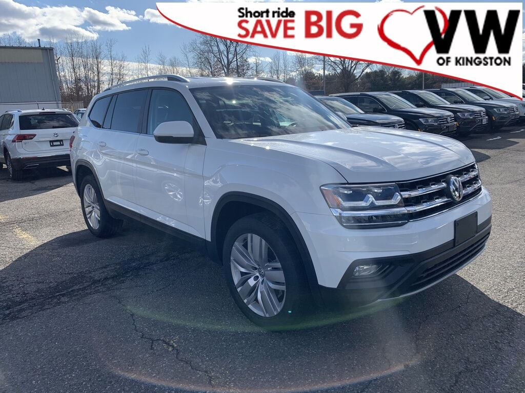 2019_Volkswagen_Atlas_3.6L SE w/Technology and 4Motion_ Kingston NY