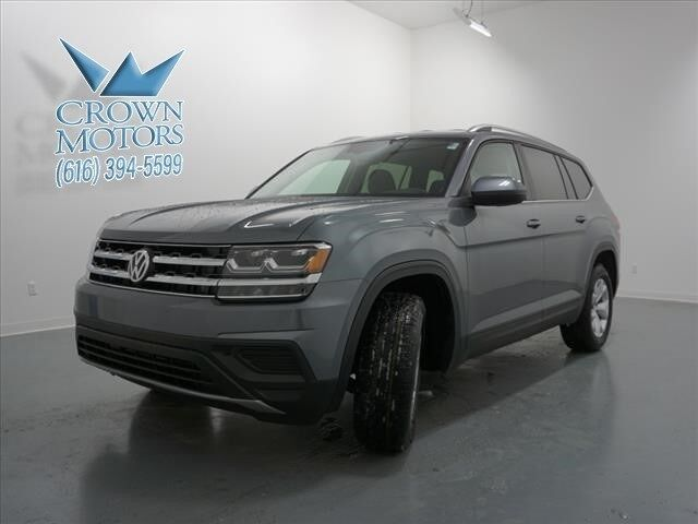 2019 Volkswagen Atlas 3.6L V6 S 4MOTION Holland MI
