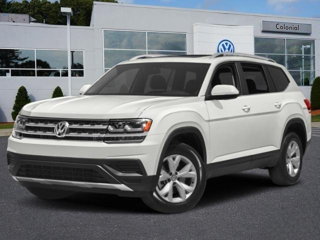 2019 Volkswagen Atlas 3.6L V6 S 4MOTION Wellesley MA