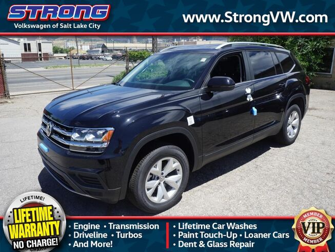 2019 Volkswagen Atlas 3.6L V6 S AWD Salt Lake City UT