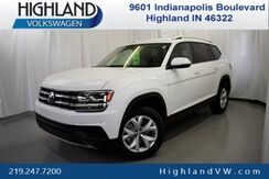 2019_Volkswagen_Atlas_3.6L V6 S_ Highland IN