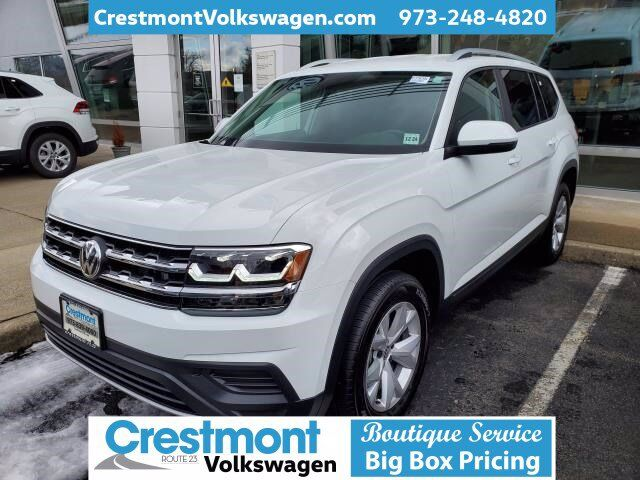 2019 Volkswagen Atlas 3.6L V6 S Pompton Plains NJ