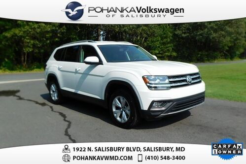 2019_Volkswagen_Atlas_3.6L V6 SE ** 0% FINANCING AVAILABLE **_ Salisbury MD