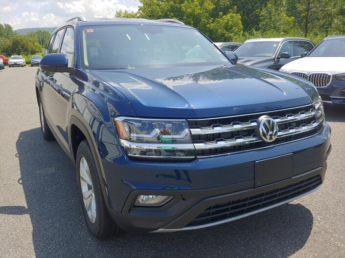 2019 Volkswagen Atlas 3.6L V6 SE 4MOTION Pittsfield MA