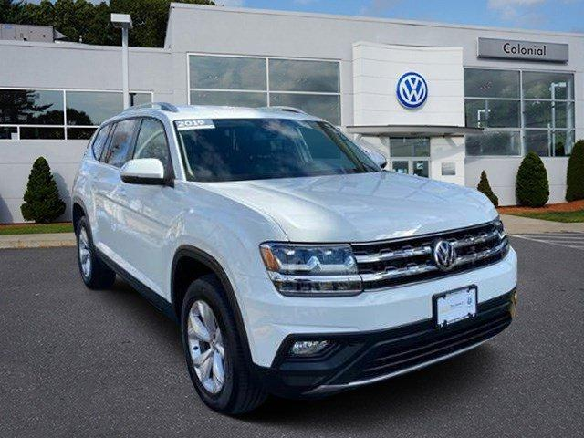 2019 Volkswagen Atlas 3.6L V6 SE 4MOTION Wellesley MA