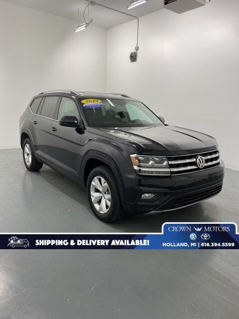 2019 Volkswagen Atlas 3.6L V6 SE 4Motion Holland MI