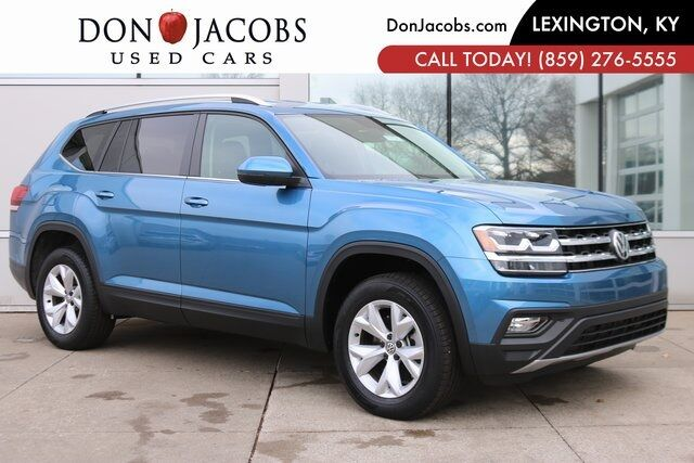 2019 Volkswagen Atlas 3.6L V6 SE 4Motion Lexington KY