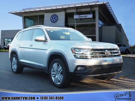 2019 Volkswagen Atlas 3.6L V6 SE 4Motion w/Technology West Chester PA