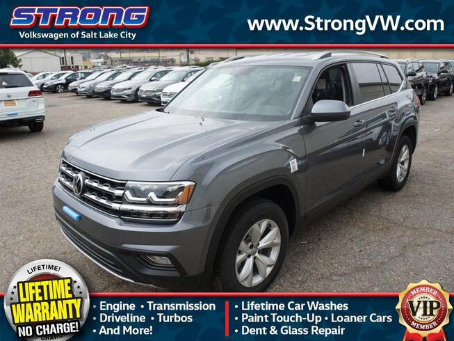 2019 Volkswagen Atlas 3.6L V6 SE AWD Salt Lake City UT