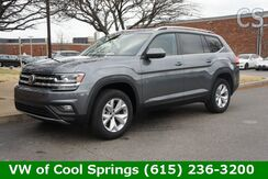 2019_Volkswagen_Atlas_3.6L V6 SE_ Franklin TN