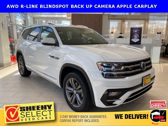 2019 Volkswagen Atlas 3.6L V6 SE Chantilly VA