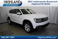 2019_Volkswagen_Atlas_3.6L V6 SE_ Highland IN