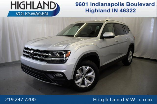 2019 Volkswagen Atlas 3.6L V6 SE Highland IN