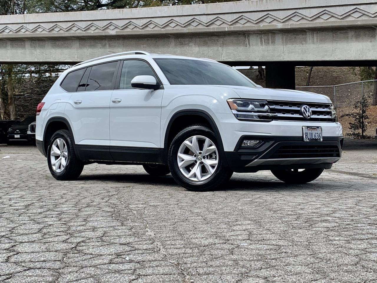 Used Volkswagen Atlas Los Angeles Ca