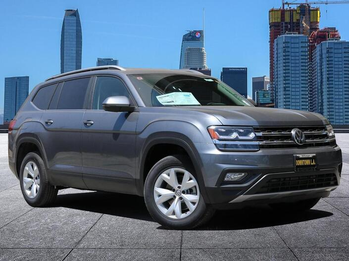 2019 Volkswagen Atlas 3.6L V6 SE Los Angeles CA