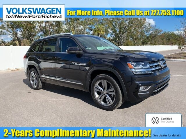 2019 Volkswagen Atlas 3.6L V6 SE New Port Richey FL