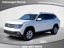 2019_Volkswagen_Atlas_3.6L V6 SE_ Normal IL