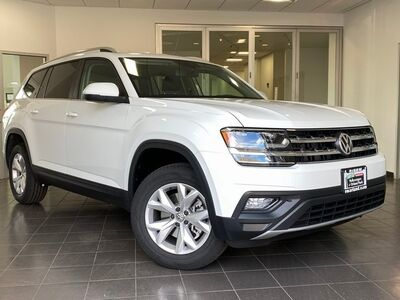 2019_Volkswagen_Atlas_3.6L V6 SE_ Orland Park IL