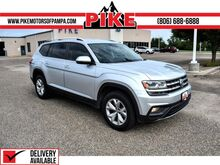 2019_Volkswagen_Atlas_3.6L V6 SE_ Pampa TX