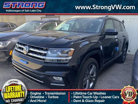 2019_Volkswagen_Atlas_3.6L V6 SE W/ TECH R LINE AWD_ Salt Lake City UT