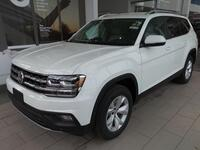 Volkswagen Atlas 3.6L V6 SE W/TECHNOLOGY 4 2019