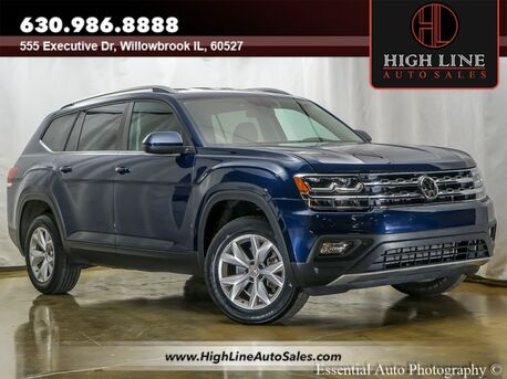 2019_Volkswagen_Atlas_3.6L V6 SE_ Willowbrook IL