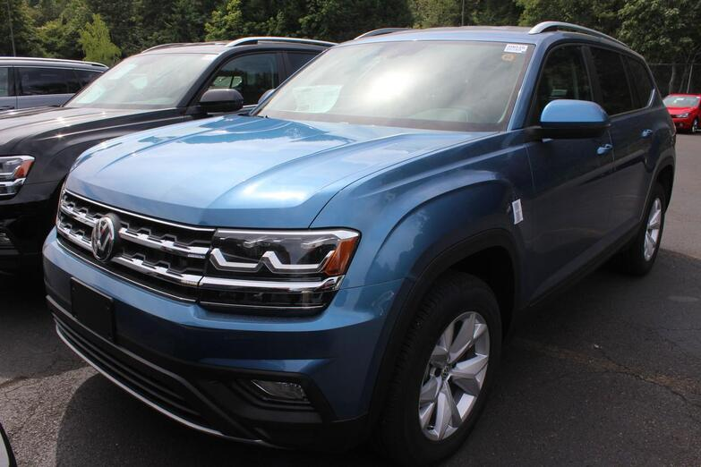 2019 Volkswagen Atlas 3.6L V6 SE w/ TOW PACKAGE Seattle WA