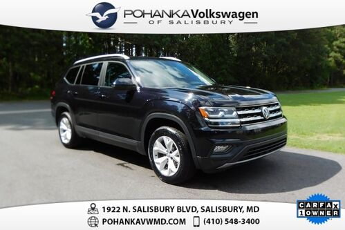 2019_Volkswagen_Atlas_3.6L V6 SE w/Technology ** 0% FINANCING AVAILABLE **_ Salisbury MD