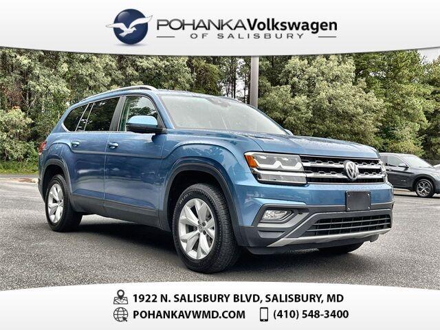 2019 Volkswagen Atlas 3.6L V6 SE w/Technology ** VW CERTIFIED ** Salisbury MD