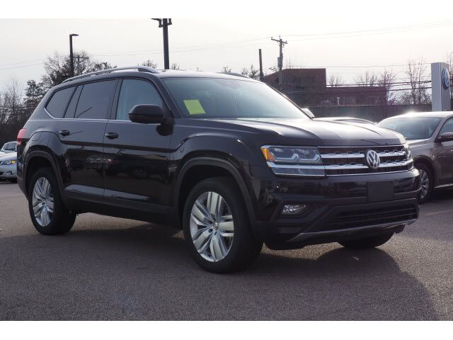 2019 Volkswagen Atlas 3.6L V6 SE w/Technology 4MOTION Brockton MA