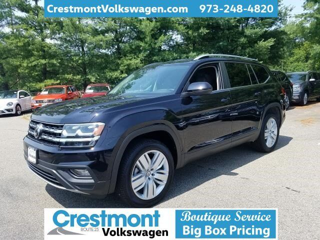 2019 Volkswagen Atlas 3.6L V6 SE w/Technology 4MOTION Pompton Plains NJ
