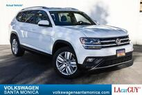 Volkswagen Atlas 3.6L V6 SE w/Technology 4MOTION 2019